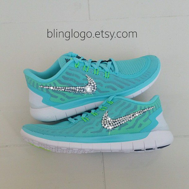 shoes nike swarovski swarovski shoes running luxury sneakers trainers  sporty shose bag air max nike free 590b1f7a31d7