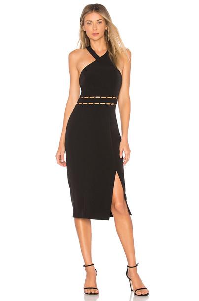 Finders Keepers dress midi dress midi black
