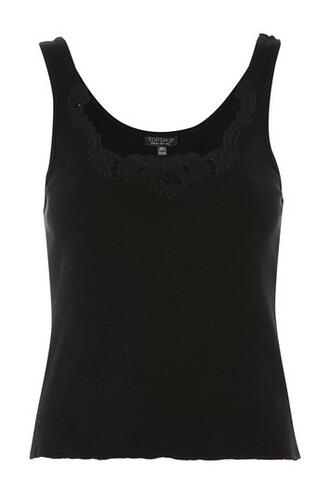 vest embroidered black jacket