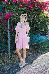 a little dash of darling,blogger,dress,shoes,bag,hat,jewels