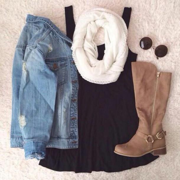 dress black dress tiny dress short dress jacket shoes