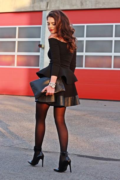 fashionhippieloves coat bag shirt jewels skirt shoes