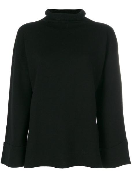 Andrea Ya'aqov top knitted top women black