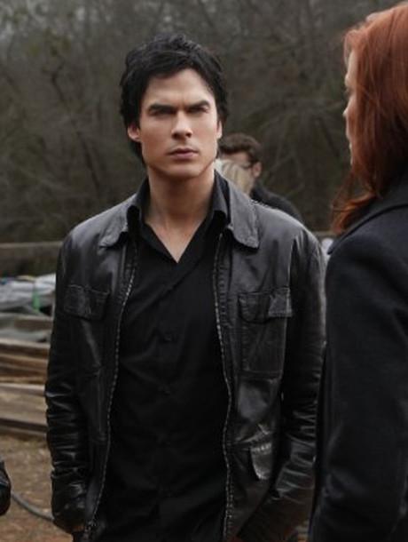 leather jacket vampire diares