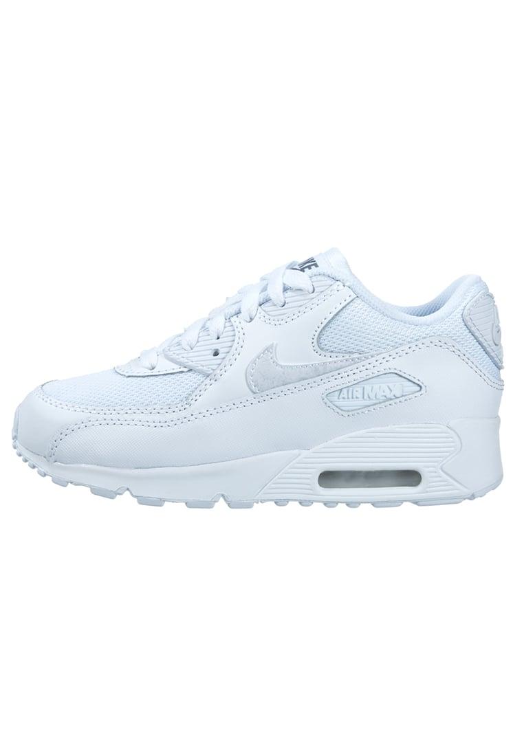 nike sportswear air max 90 sneakers vitt