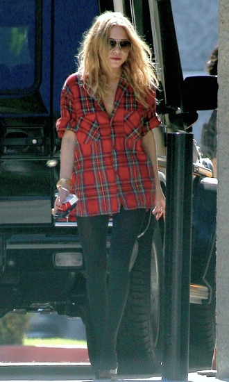 shirt shirt dress mary kate olsen flannel shirt leggings shoes red lime sunday