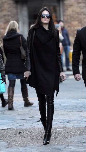 coat kendall jenner shoes