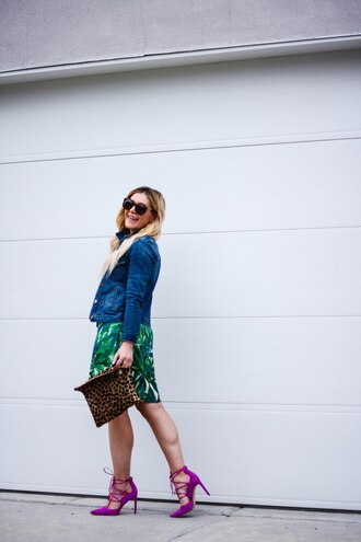 all dolled up blogger dress jewels sunglasses bag shoes