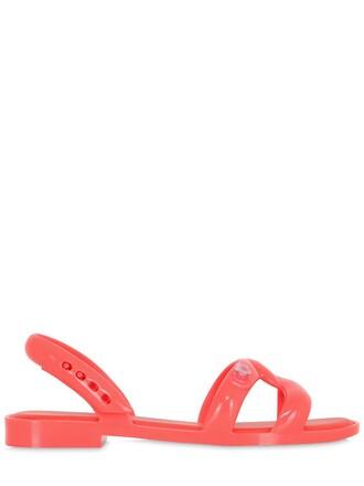 sandals coral shoes