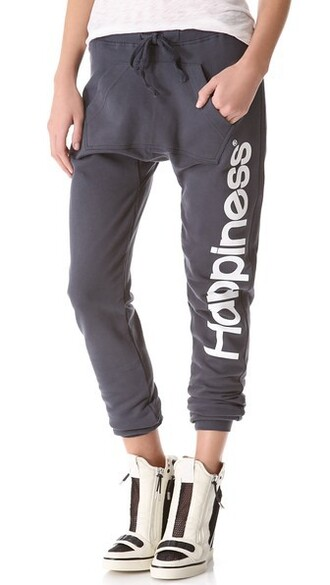 sweatpants black pants