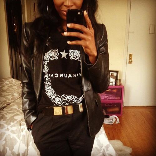 Giraunchy T-Shirt – Glamzelle