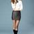 Lovelysally — Stud My Life Skirt