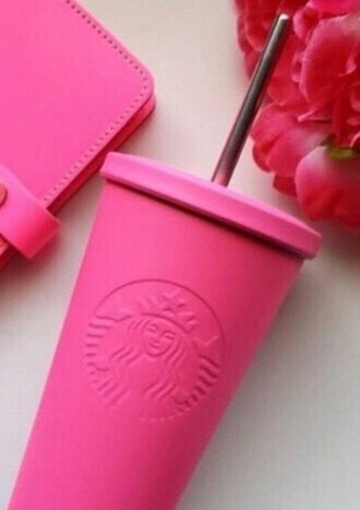 home accessory pink mug starbucks coffee