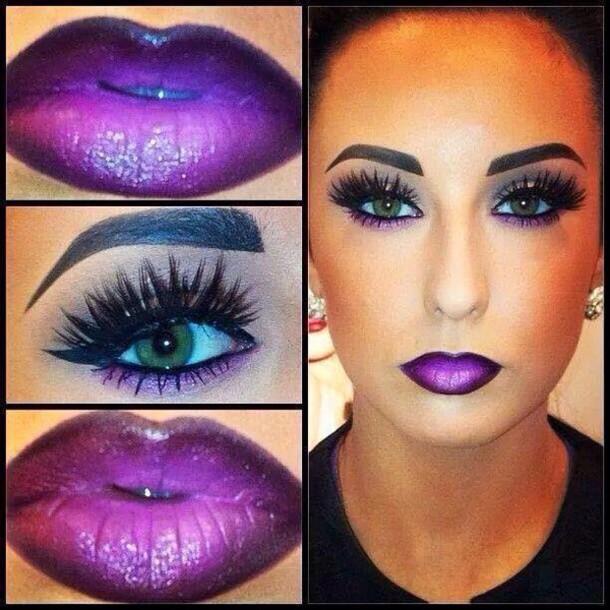 make-up ☺️