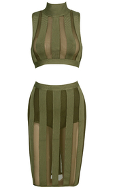 dress,dream it wear it,clothes,green,green dress,two-piece,two piece dress set,high neck,turtleneck,mesh,mesh dress,stripes,striped dress,see through,see through dress,party,party dress,sexy party dresses,sexy,sexyd ress,sexy dress,party outfits,summer dress,summer outfits,spring dress,spring outfits,fall dress,fall outfits,winter dress,winter outfits,classy,classy dress,elegant,elegant dress,cocktail,cocktail dress,romantic,romantic dress,romantic summer dress,pool party,clubwear,club dress,girly,date outfit,birthday dress,holiday dress,cute,cool,dope,trendy,style,stylish,fashion