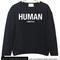 Human japanese sweatshirt