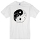 Beavis and butt-head yin yang t-shirt - basic tees shop