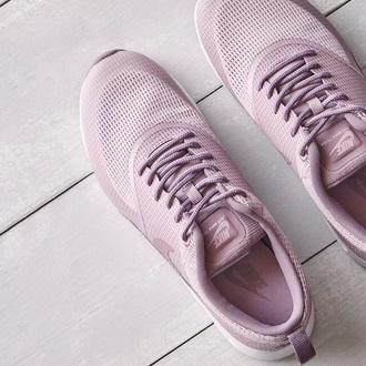 shoes nike free run lila purple