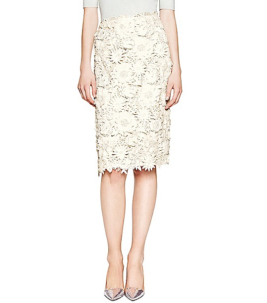 Mia Skirt  | Womens Clothing | ToryBurch.com