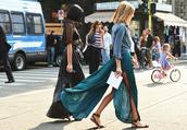 teal,maxi skirt,blue skirt,slit,flowy,skirt