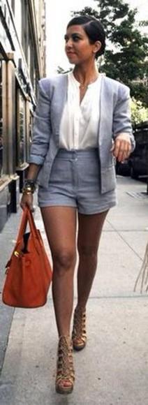 jacket blazer kardashians blouse