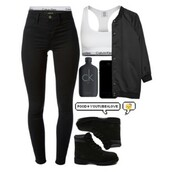 top,bra,iphone,style,blvck,trill,dope,ootd,calvin klein,calvin klein underwear,timberlands,boots,black boots,jacket,black denim,fashion,outfit idea,outfit grunge,grunge,black,black pants,pants,sports bra,streetwear,jeans,shoes