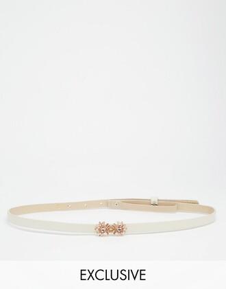 belt rhinestones waist belt wedding accessories