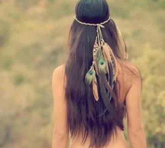 feathers boho jewelry bohemian hippie festival