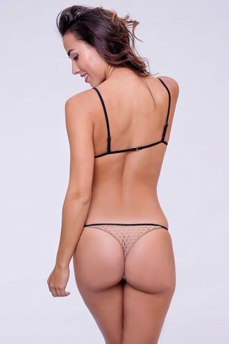 swimwear bikini bottoms dbrie swim skimpy reversible bikiniluxe