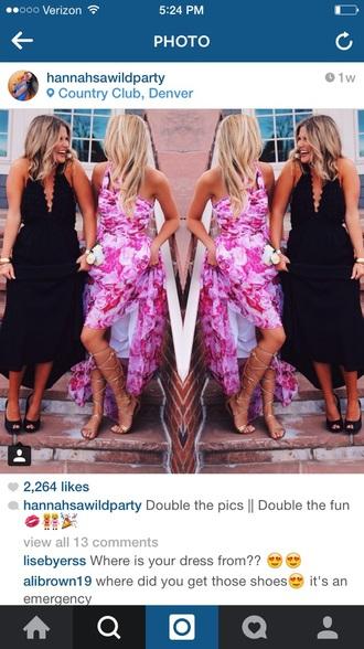 dress black dress prom dress long prom dress maxi dress deep v neck dress fancy dress prom gown classy dress