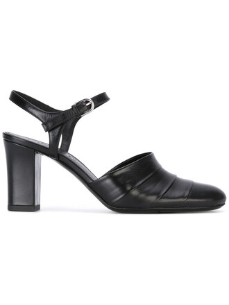 women pumps black shoes