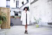 le dressing de leeloo,blogger,sézane,white coat