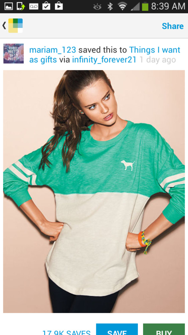 blouse this color victorias secret top