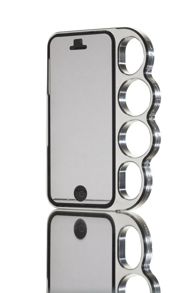 knuckle case - The Original Knucklecase for iPhone 5 & 5s