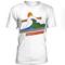 Retro ocean pacific unisex t-shirt - teenamycs