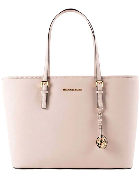 Michael Kors purple pink bag