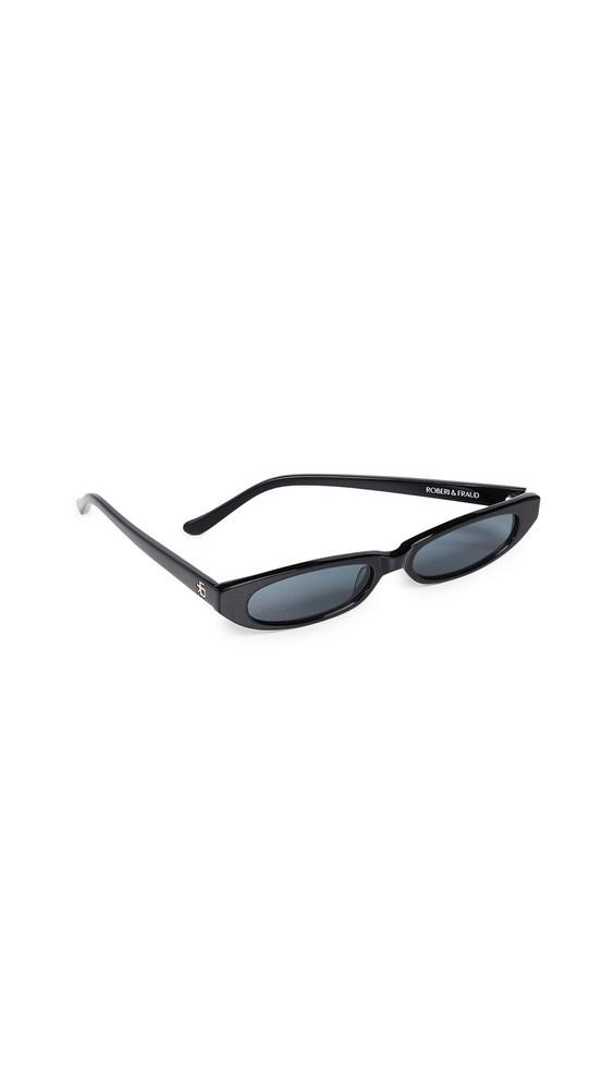Roberi & Fraud Frances Sunglasses in black