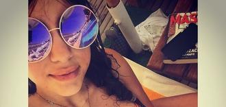 sunglasses victoria's secret mirrored sunglasses