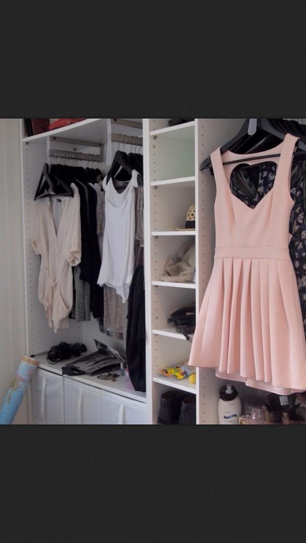 dress pink girly cute cute dress