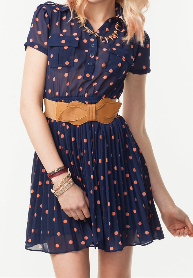 Vintage betty dot dress