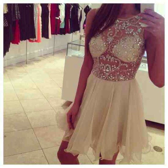 dress sparkle dress prom dress sparkle prom white