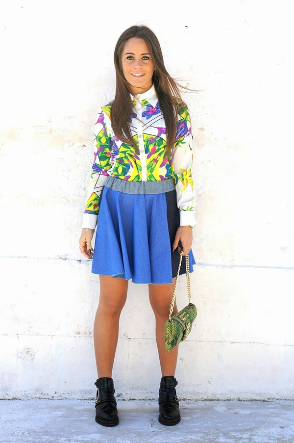 blouse persunmall floral floral print blouse