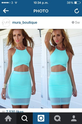 dress mint mura boutique luxury