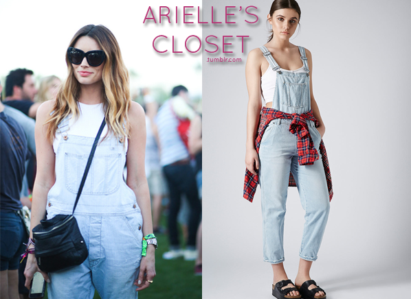 Arielle's closet