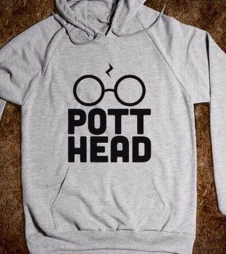 sweater jacket hoodie sweater hood harry potter