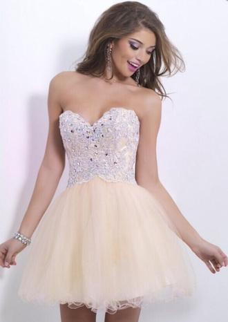 dress sweetheart neckline beaded short dresses