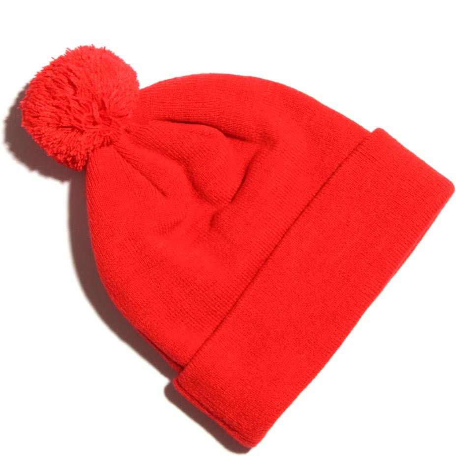 Diamond Supply Co Diamond 4 Life Beanie Red  | Free UK Shipping and Returns