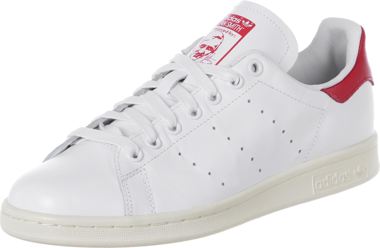 adidas stan smith shoes white red. Black Bedroom Furniture Sets. Home Design Ideas