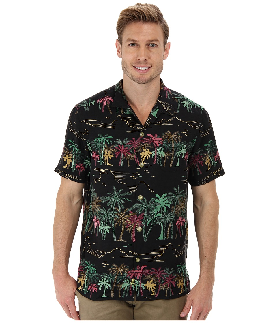 Tommy Bahama Island Modern Fit Palm Selleck S/S Camp Shirt