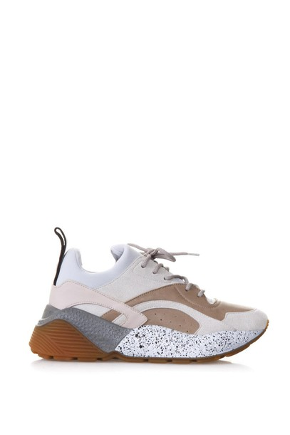 Stella McCartney sneakers plum shoes